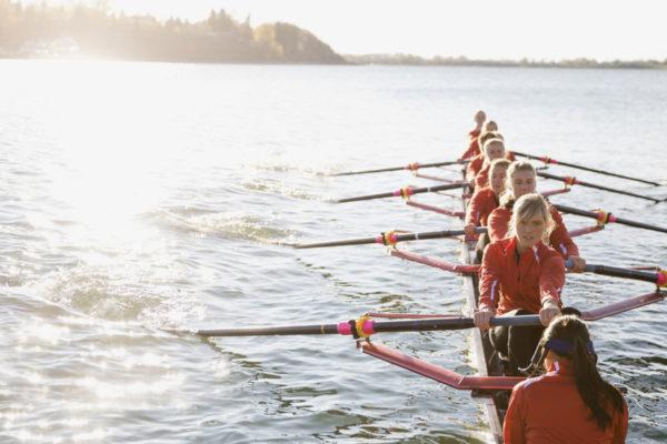 San Diego Crew Classic, women, rowers