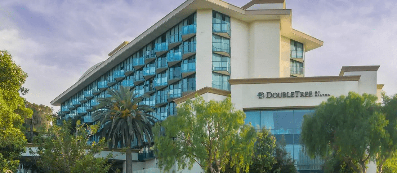 DoubleTree Hilton Hotel Circle